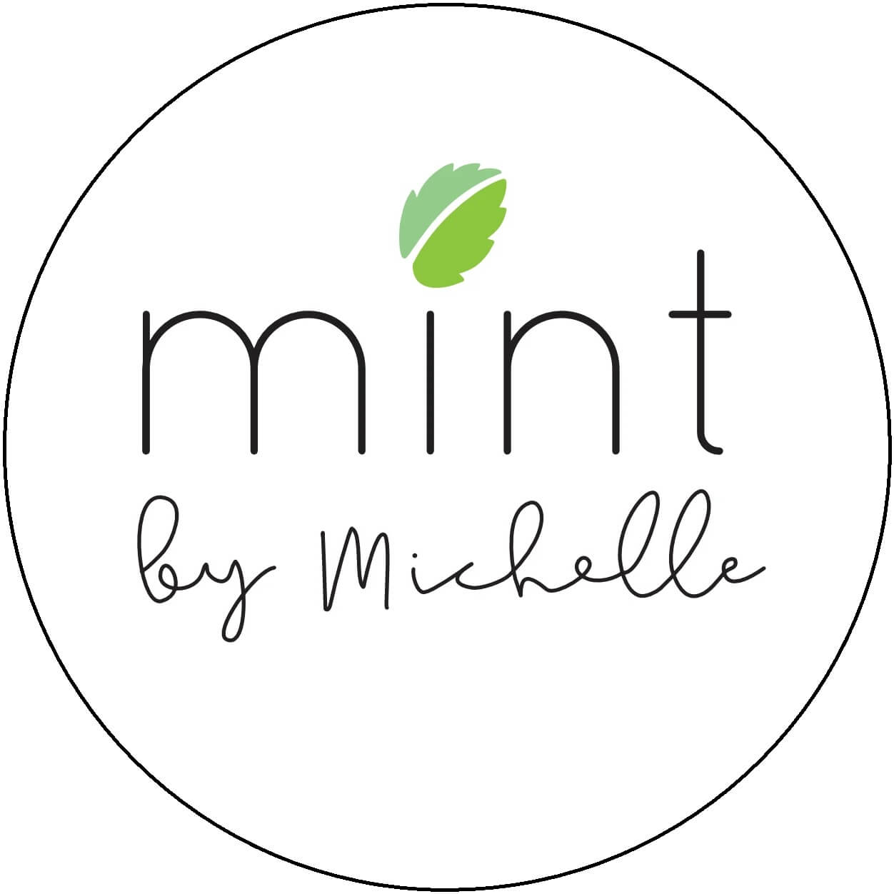 dekupážové papiere a transfery od Mint by Michelle