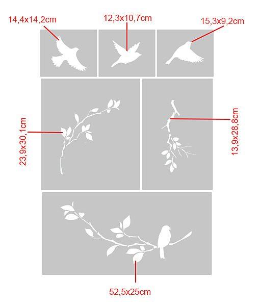 Vtáčiky na halúzke