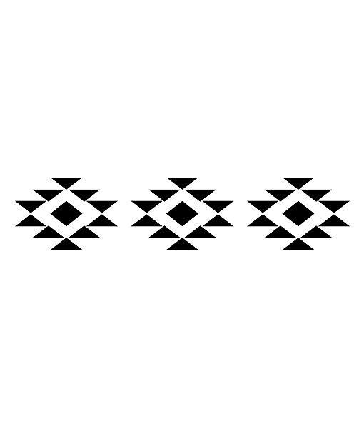 Bordúra Aztec