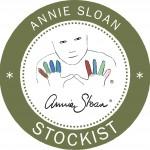 Annie Sloan - Stockist logo - Château Grey