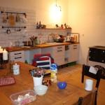 Kuchyňa na chalupe