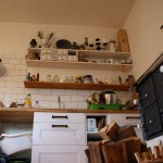 Kuchynska linka na chalupu