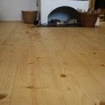 Drevena podlaha - dlazkovica