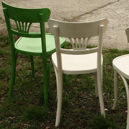 Country stoličky