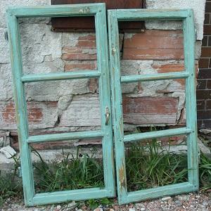 Okná ako dekorácia