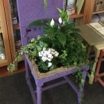 Recyklovaná stolička