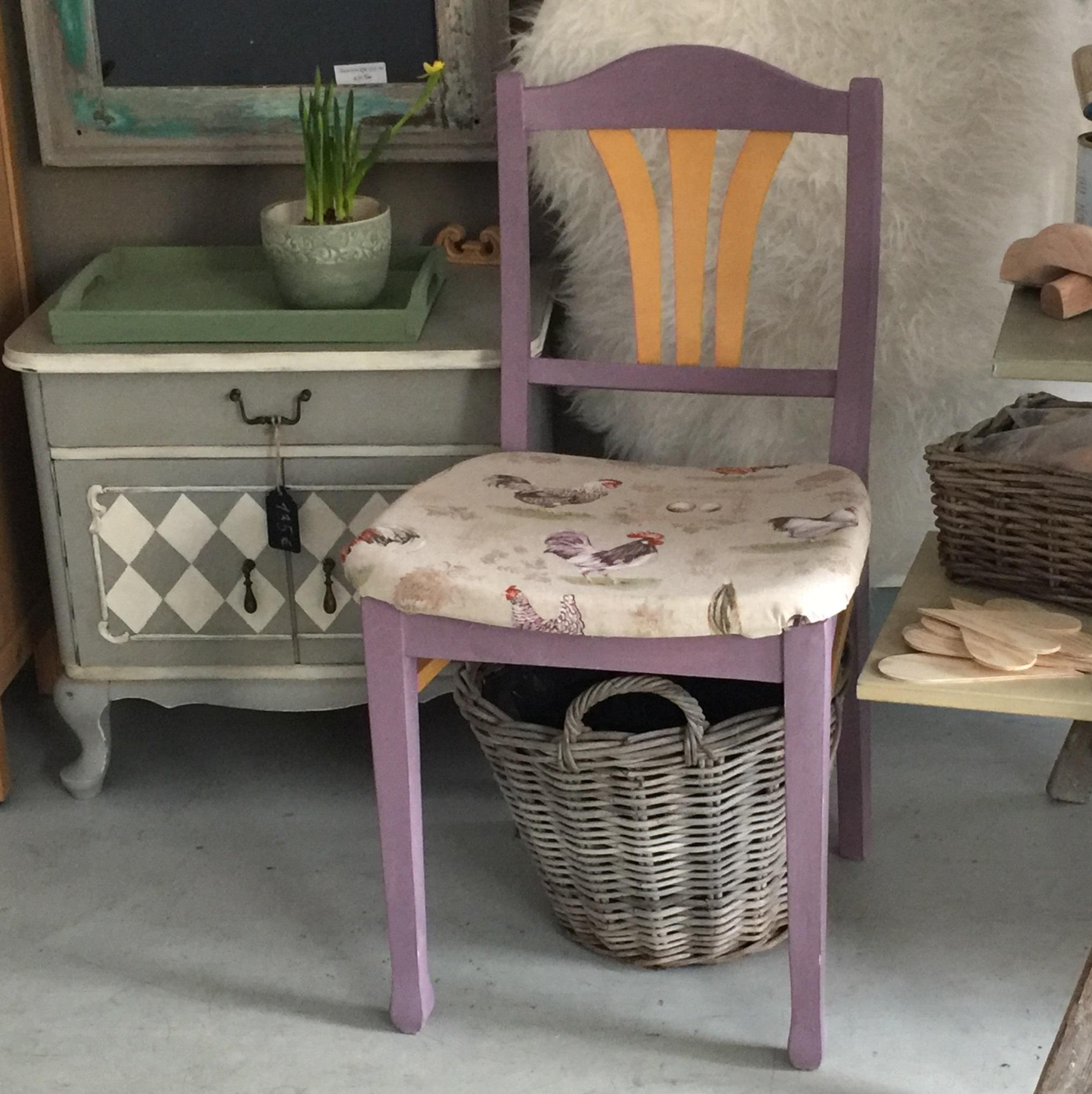 Sliepočková stolička