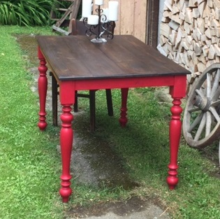 Vidiecky stôl