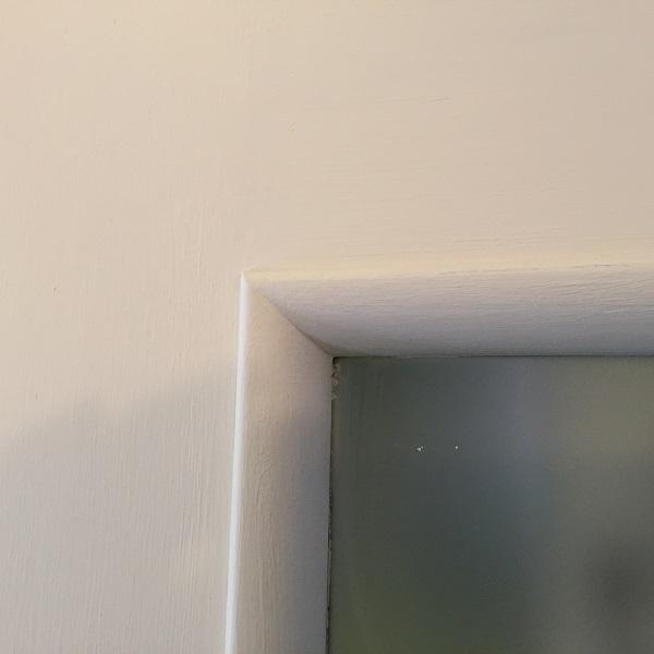 Maľovanie fóliovaných dverí