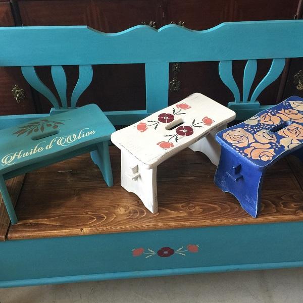 Workshop - stolček podľa teba:)