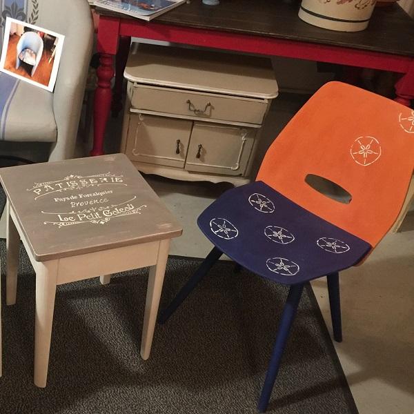 Workshop - redizajn nábytku