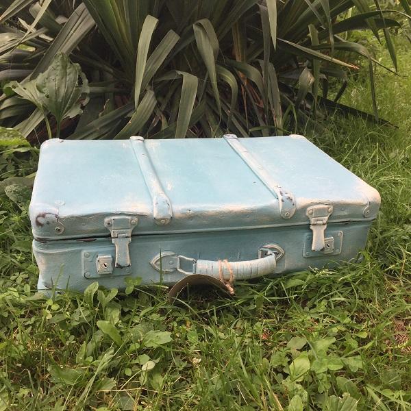 Starý kufor