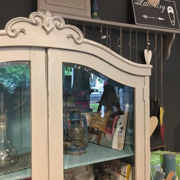 Romantická vitrína