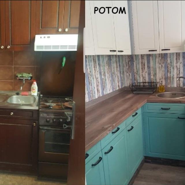 Renovácia kuchyne