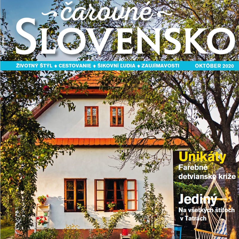 Čarovné Slovensko 2020/10