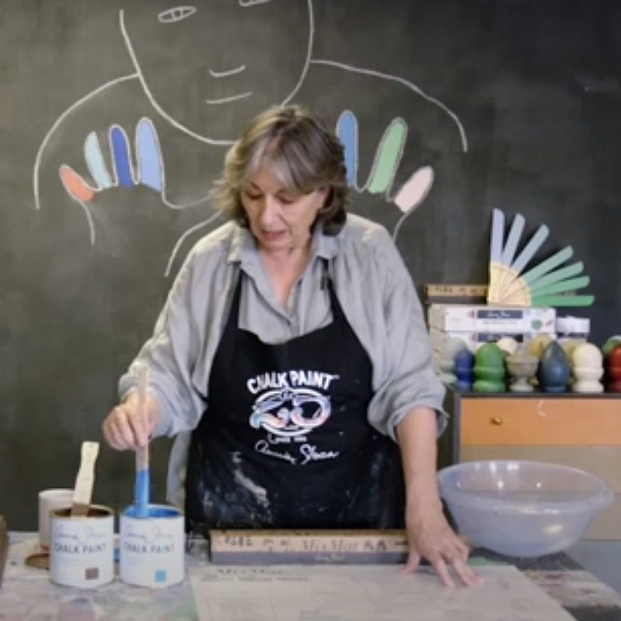 Ako využiť a miešať odtiene z palety Annie Sloan Chalk Paint™