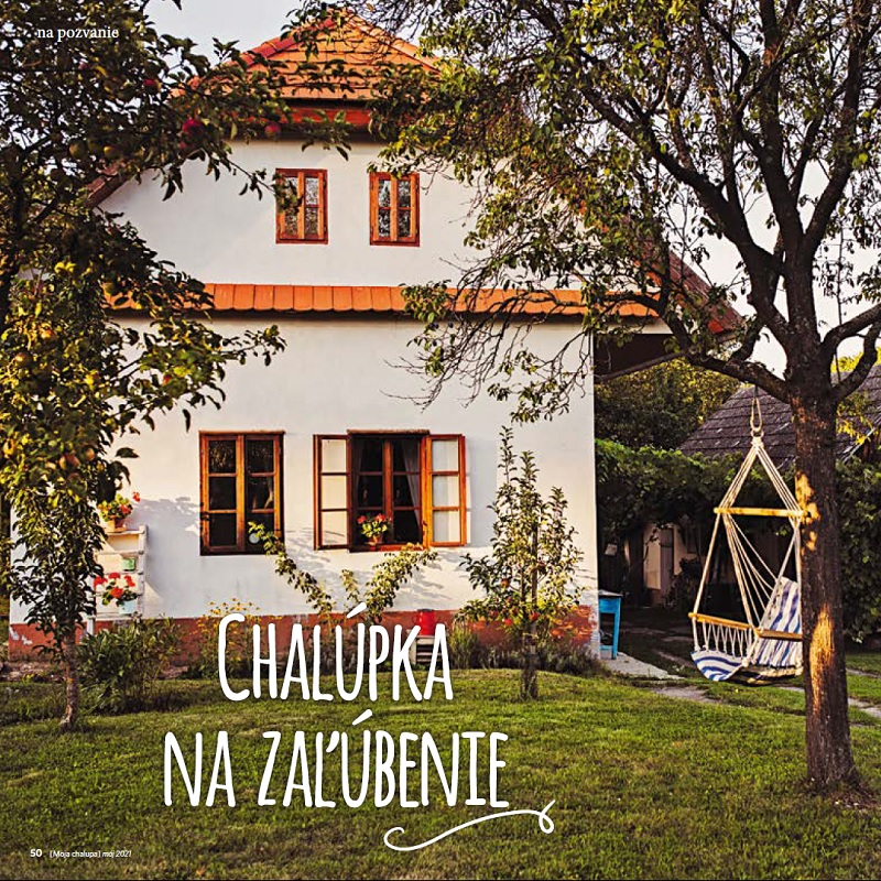 Moja Chalupa 2021/05