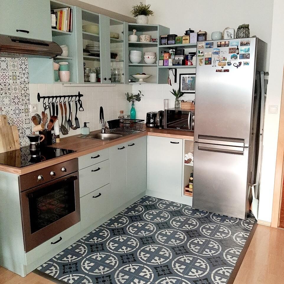Kuchyňa v novom šate